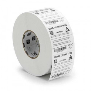 Zebra Role etichete RFID Z-PERFORM 1500T  76x25 mm  1000 et./rola - 10026454