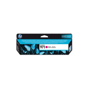 HP 971 Magenta Officejet Ink Cartridge (CN623AE)