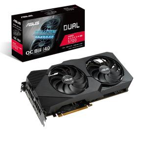 Asus Radeon DUAL RX 5700 OC EVO, 8GB GDDR6, 256 biti