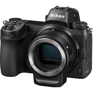 Nikon Z7 Body black + Adaptor FTZ (VOA010K002)
