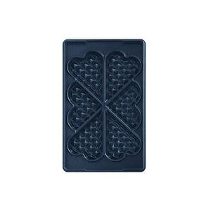 Tefal Placa detasabila XA800612 Snack Collection Club - forma inima