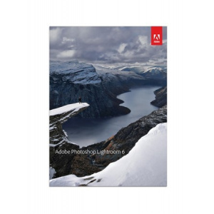 Adobe Photoshop Lightroom 6 Win/Mac Engleza - DVD