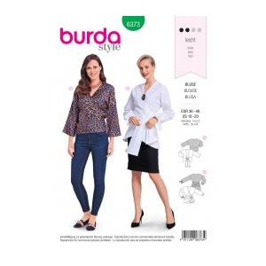 Burda Style Tipar camasa 6373