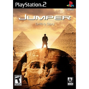 Brash Entertainment Jumper: Griffin's Story PS2