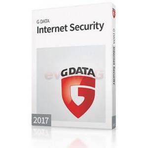 G Data Internet Security, 4 PC, 12 luni, New license, ESD