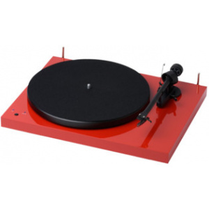 Pro-Ject Debut Carbon RecordMaster HiRes 2M-RED Rosu