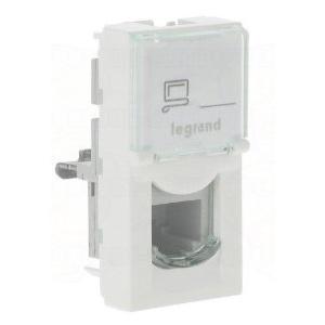Legrand Priza Telefon Rj 11 1 modul Mosaic 078730