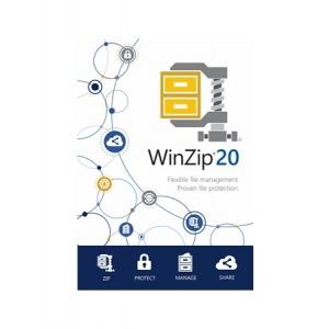 Corel WinZip 20 Standard ENG Win - 2 Calculatoare