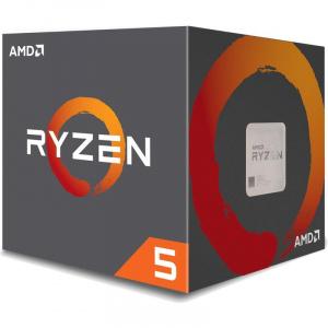 AMD Ryzen 5 1600 3.2/3.6GHz Boost box, Wraith Stealth cooler YD1600BBAFBOX