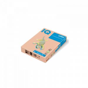 IQ Hartie color A4 80 g/mp 500 coli/top salmon
