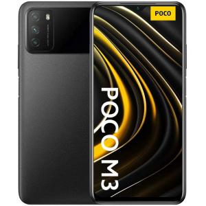 Xiaomi Poco M3, 64GB Dual SIM, 4G, Power Black