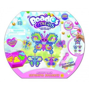 Beados Crystals Activity Pack Sunshine Butterfly