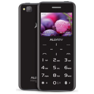 S8 Style Dual Sim Black