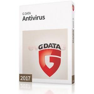 G Data Antivirus, 4 PC, 12 luni, New license, ESD