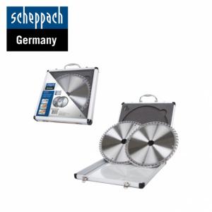 Scheppach Set discuri de taiere pentru fierastrau circular tip TCT  2 buc diametru 254 mm