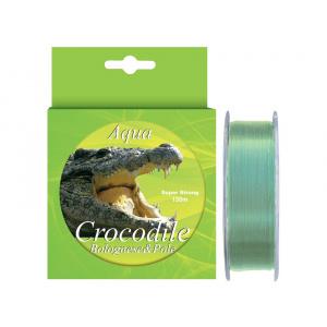 Baracuda Aqua Crocodile Bolognese & Pole 150 m, verde pal
