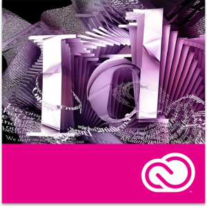 Adobe InDesign CC for Teams Engleza Windows / Mac