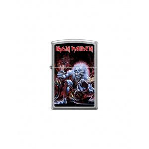 Zippo Brichetă 8533 Iron Maiden