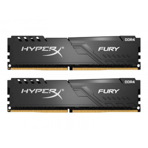 Kingston HyperX FURY 16GB  3466MHz DDR4 CL16 DIMM  Black HX434C16FB3K2/16
