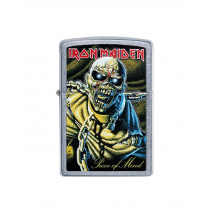Zippo Brichetă 29876 Iron Maiden-Piece of Mind