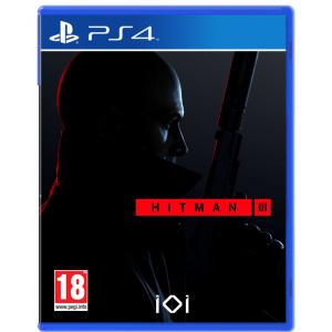 Io Interactive Hitman III PSVR Compatible PS4