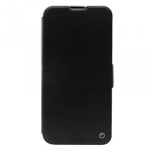 Lemontti Flip Cover Book Elegant Negru pentru Huawei Nova 5T