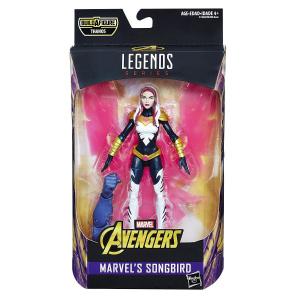 Avengers Legends - Songbird, 15 cm