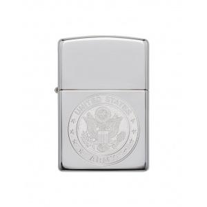 Zippo Brichetă 29886 United States Army Seal