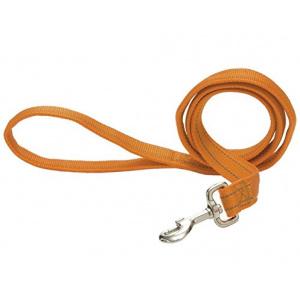 Beeztees Lesă Aventura - portocaliu Lungime: 120 cm, Lățime: 15 mm