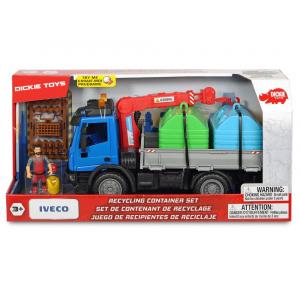 Simba Centru reciclare camion