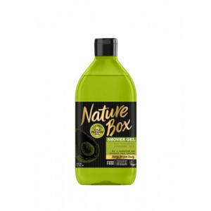 Nature Box Gel De Dus Avocado  385 ml