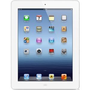 Apple New iPad 64GB Wi-Fi 4G White