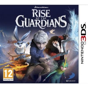 D3Publisher Rise of The Guardians