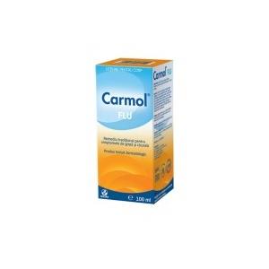 Biofarm Carmol Flu-Lotiune Frectie, 100 ml