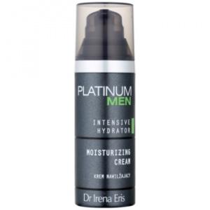 Dr Irena Eris Platinum Men Intensive Hydrator crema hidratanta pentru fata si zona ochilor 50 ml