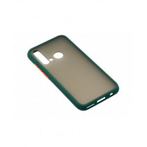 Huawei Soft Touch Nova 5T Verde