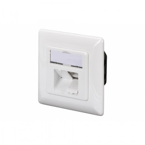Digitus Professional CAT 6, Class E, wall outlet, shielded, surface mount DN-9006-N