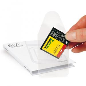 3L Buzunar autoadezive Office, pentru memory card, 10 bucati/set