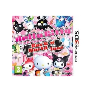 Rising Star Games Hello Kitty And Friends Rocking World Nintendo 3Ds