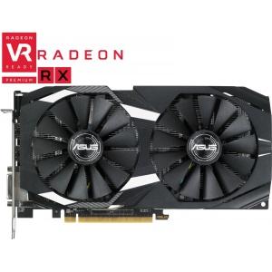 Asus Radeon RX 580 Dual O4G 4GB DDR5 256-bit ( DUAL-RX580-O4G )