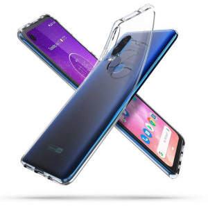 Tech-Protect Flexair Motorola One Vision Crystal