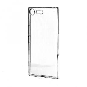 Lemontti Husa Sony Xperia XZ Premium Silicon Transparent