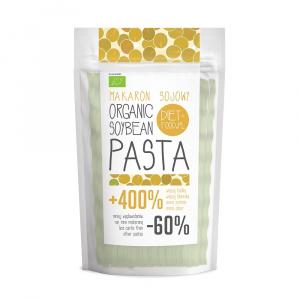 Diet-Food Fettuccine bio din soia galbena 200g