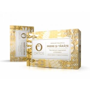 Ortos Sapun cu miere si tarate (100 gr )