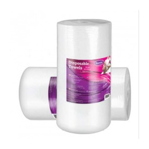 Beautyfor Rola prosoape de unica folosinta din material textil  35cm x 70cm 100 buc