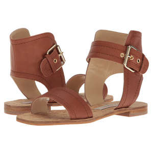 Chinese Laundry Tasteful Leather Sandal Whiskey