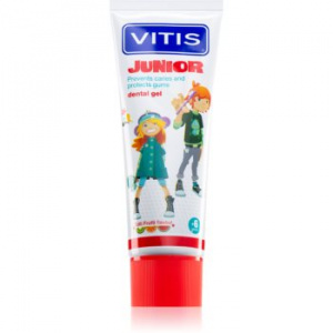 Vitis Junior Gel dentar pentru copii 6+ 75 ml