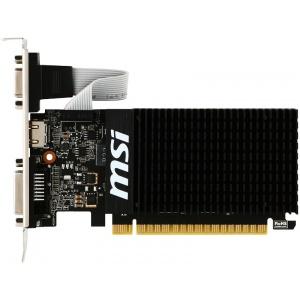 MSI GeForce GT 710 Silent 1GB DDR3 64-bit Low Profile (GT 710 1GD3H LP)