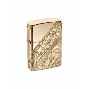 Zippo Brichetă 29653 2018 Collectible Of The Year Golden Scroll