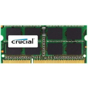 Crucial SODIMM 4GB 1600MHz CL11 CT51264BF160B